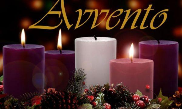 Le quattro candele dell'Avvento